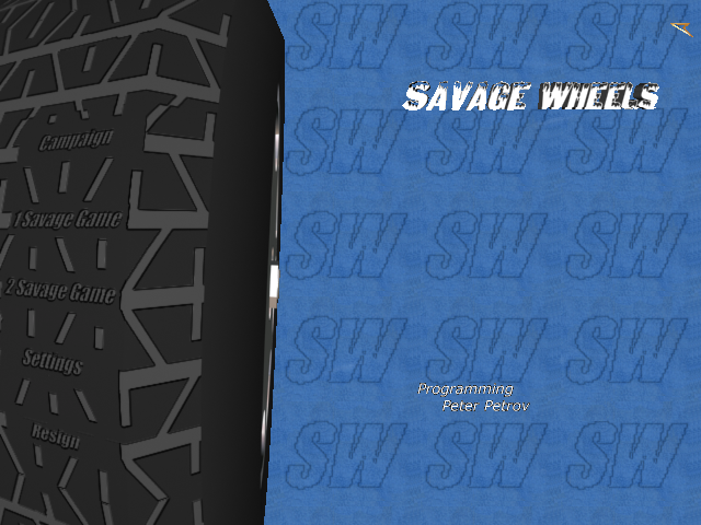 Savage Wheels Screenshot